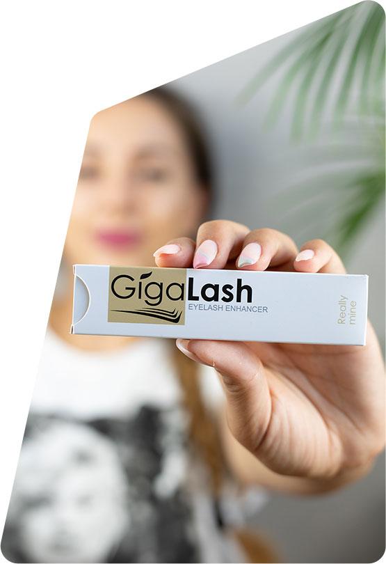GigaLash sérum kúpiť objednať cena